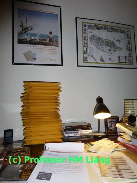 HML desk envelopes